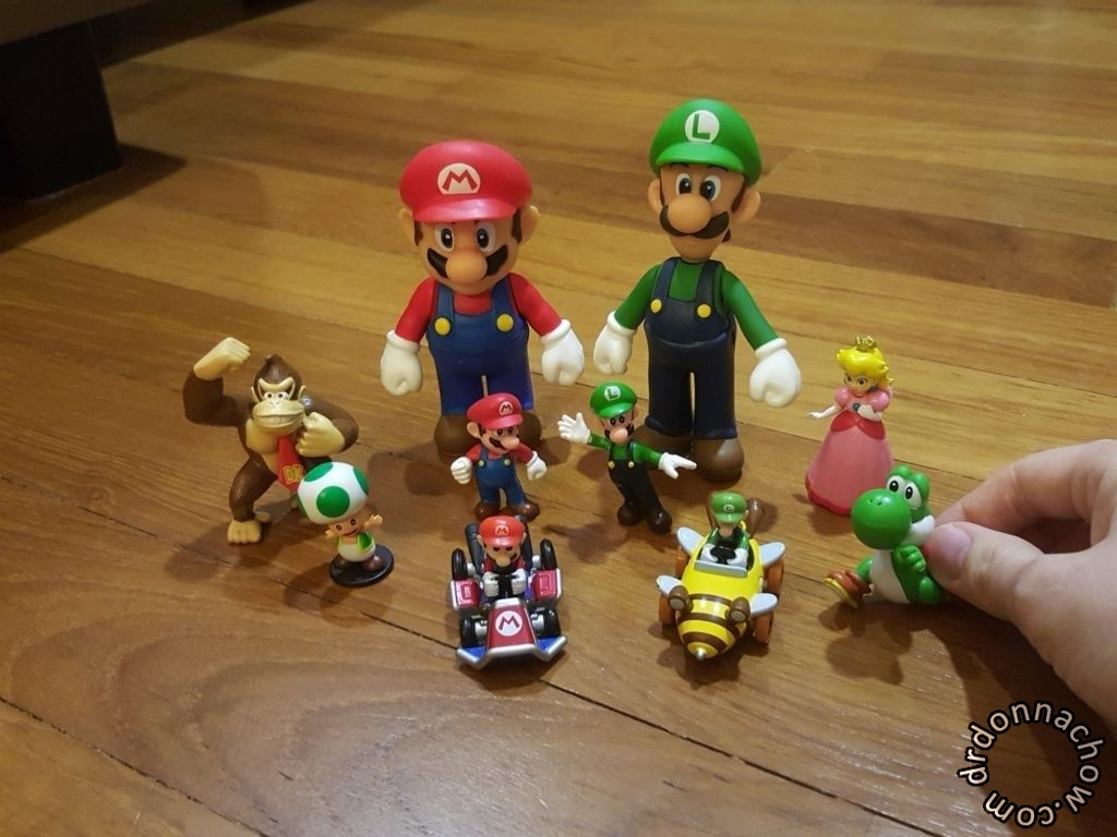 Cake toppers from taobao