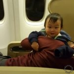Travelling for the first time