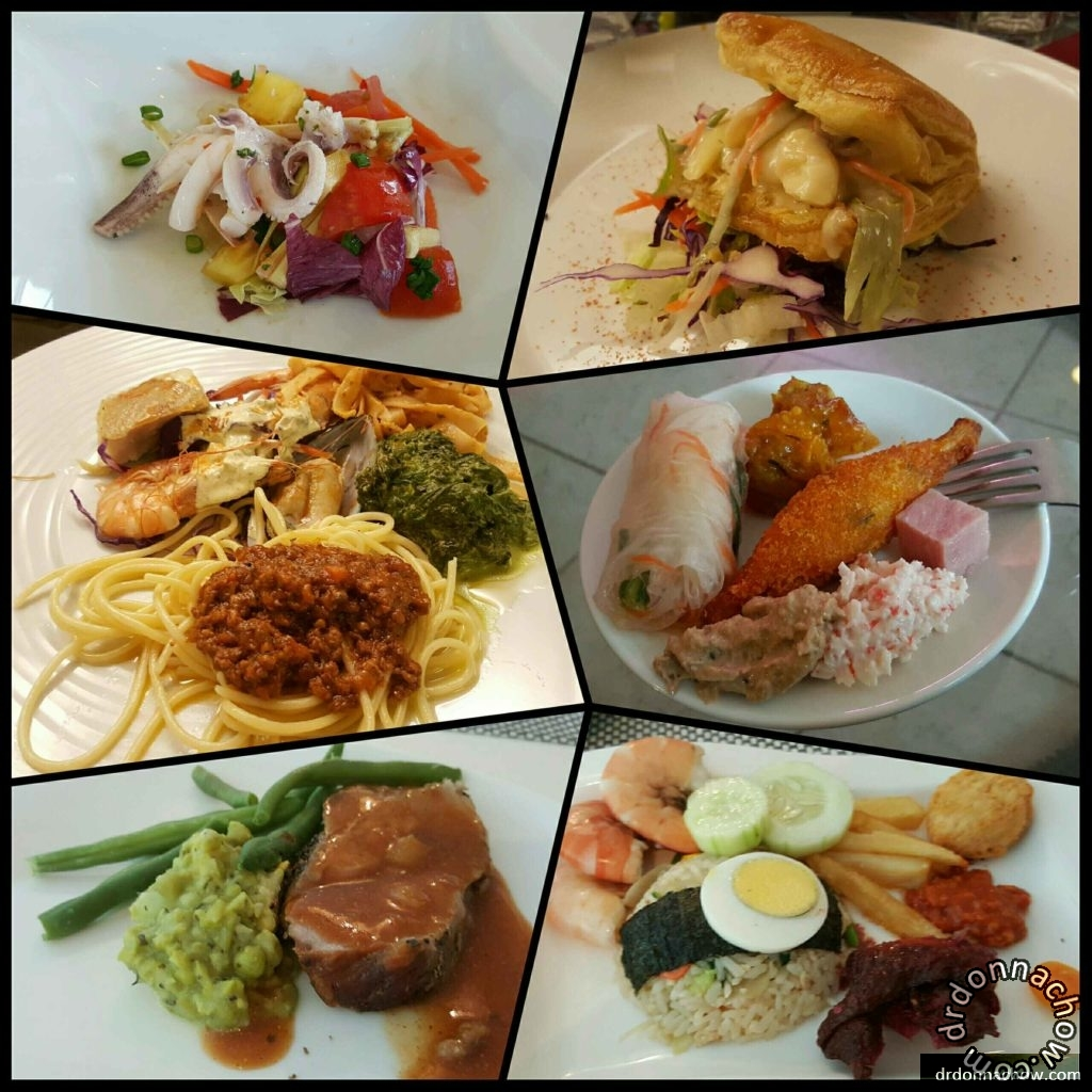 Food galore