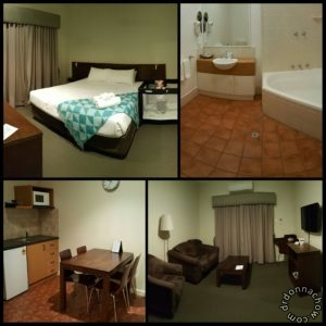 Room at Mercure Sanctuary Golf Resort