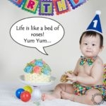 Cute baby thoughts