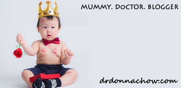 Mummy. Doctor. Blogger