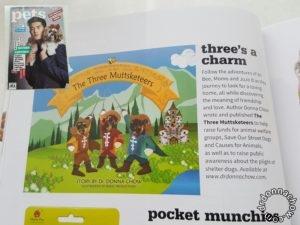 Featured in Dec 16/Jan 17 Pets Magazine