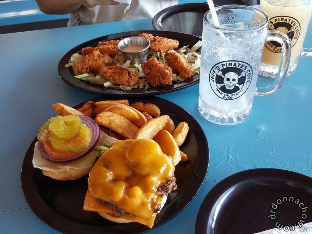 Famous eats in Guam
