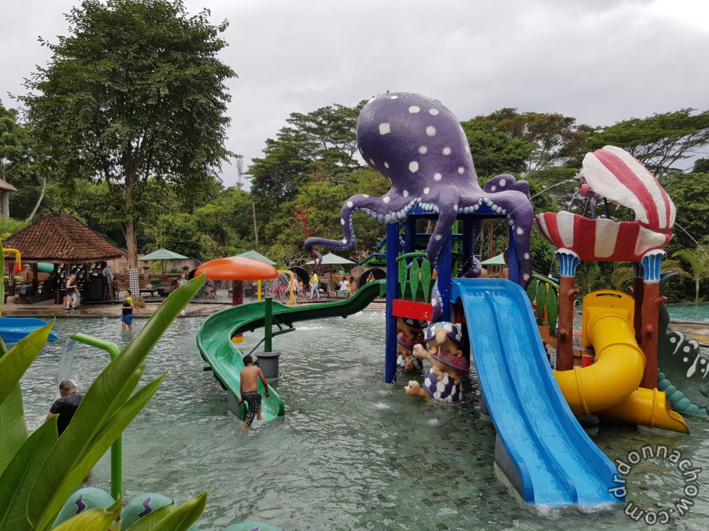 Water theme park